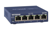 Netgear | 5-Port Switch