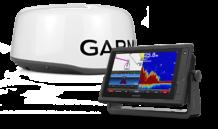 GPSMAP 922xs & GMR 18HD+ pakki