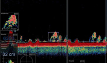 SIMRAD | ES80 Wideband fish finding echo sounder