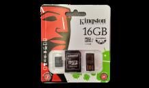 KINGSTON | MicroSD 16GB