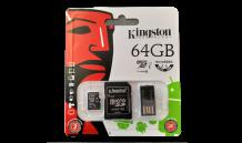 KINGSTON | MicroSD 64GB