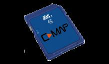 C-MAP kort